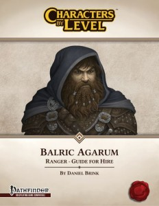 Balric Agarum - – Front Cover Example